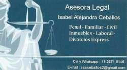 Asesora Legal