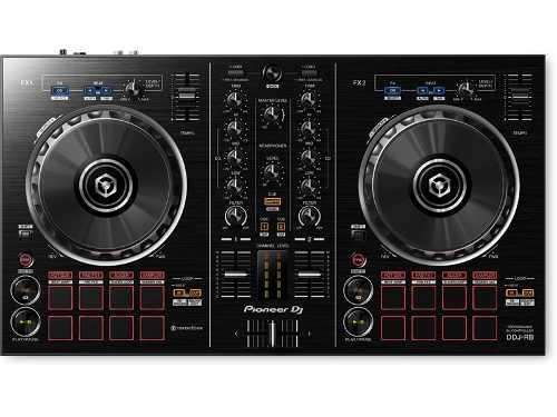 Controlador Pioneer Ddj Rb Audio I/o Nuevo Sellado Rekordbox