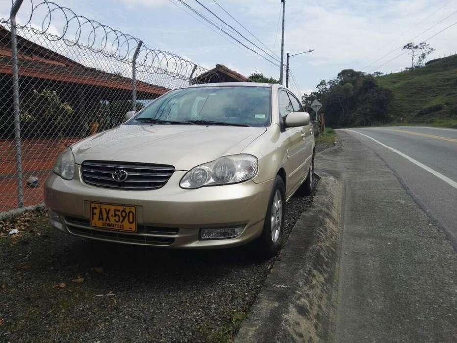 Toyota Corolla 2005 - 157 km