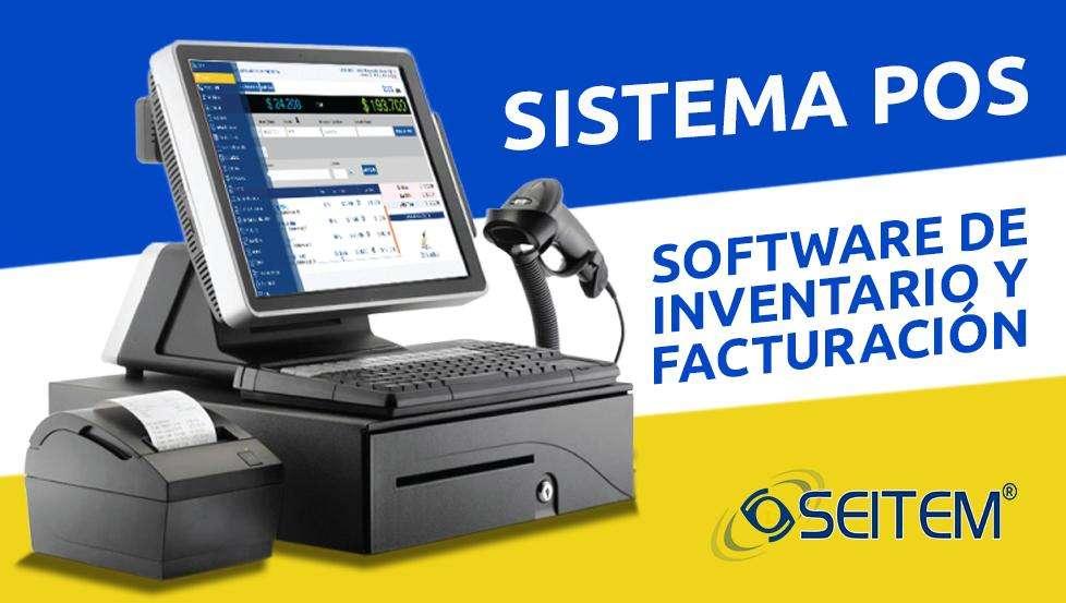 Sistema POS, Software de Inventario y Facturación / Sistema de inventario