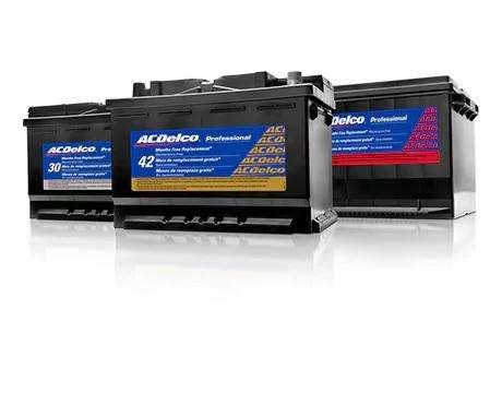 AC Delco Bateria Red60 12x65amp Celta/Corsa/Meriva/Fun/Agile/Prisma/Onix