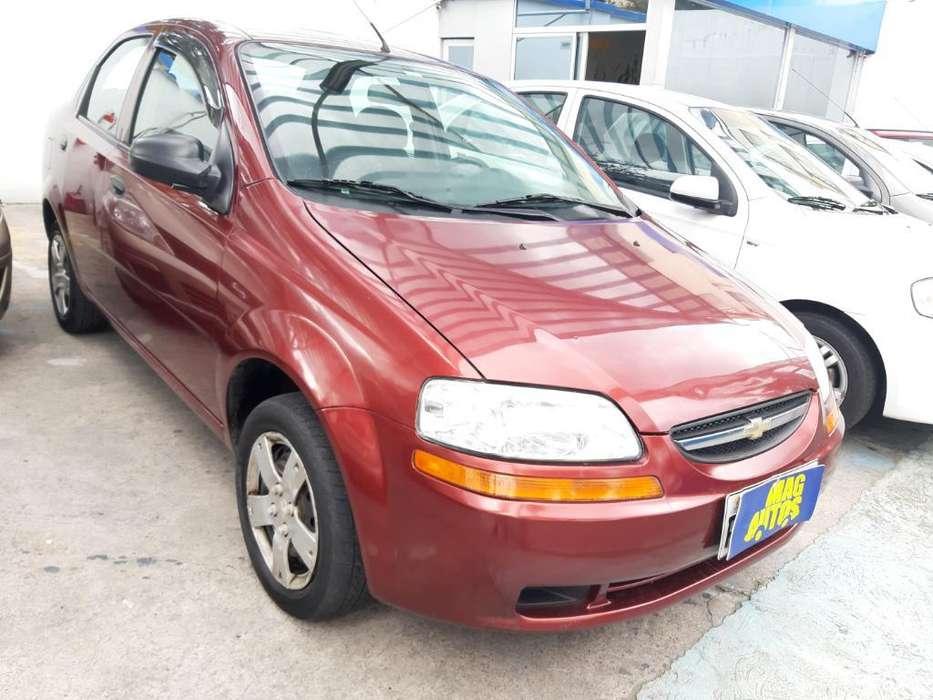 Chevrolet Aveo 2014 - 69000 km