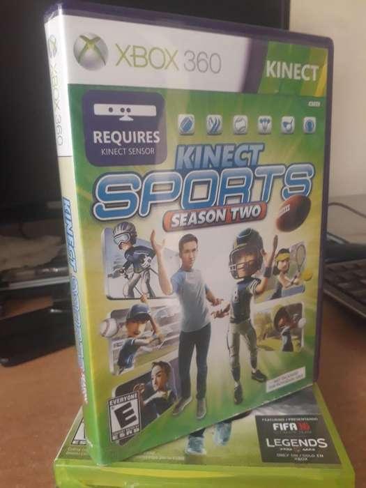 Sports Juego para Xbox 360 Original