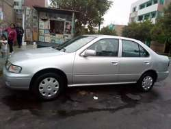 ocasion nissan sunni automatico  gasolina año 98 uso particular