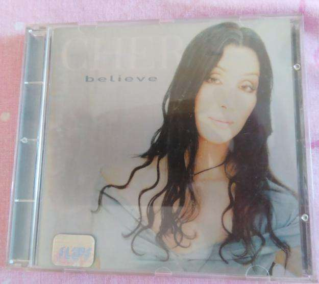 CD Original CHER believe