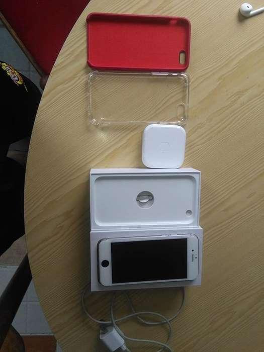 Se vende Iphone 6, super economic se acepta cambio a 6s de menos almacenamiento 16GB