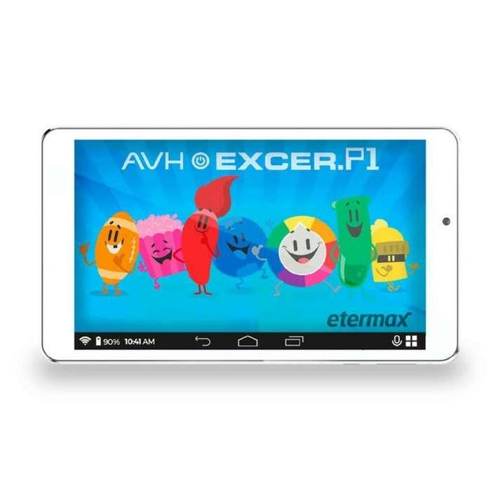 Tablet Ocho Pulgadas Y Obsequio Microsd