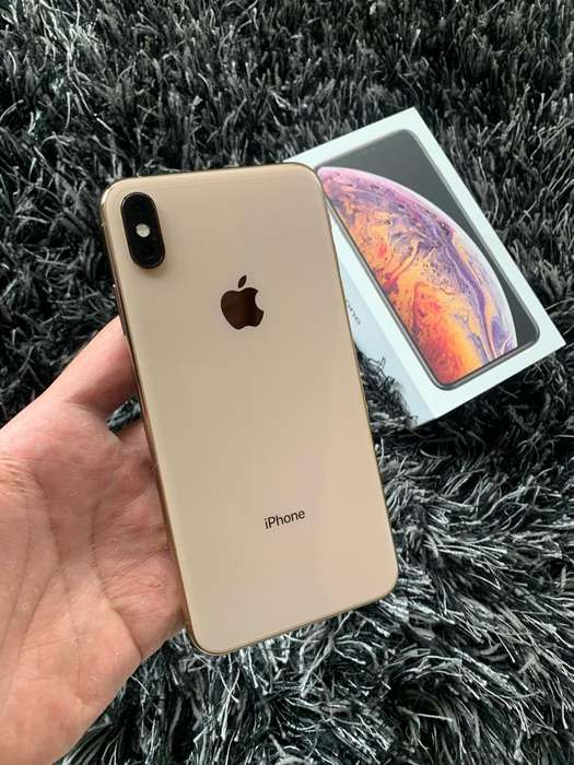 iPhone Xs Max 64Gb Semi Nuevo