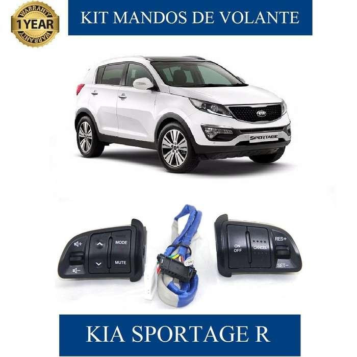 MANDOS DE VOLANTE KIA SPORTAGE R
