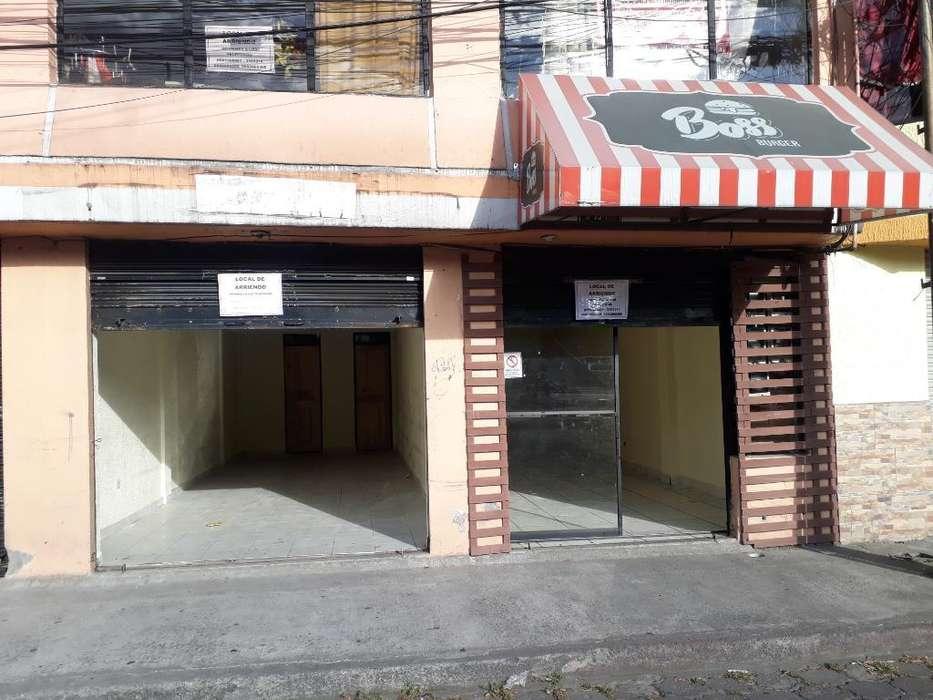 Local Arriendo Sector La Santiago