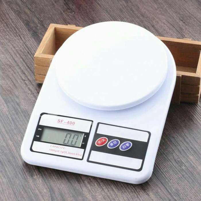 Balanza Digital de <strong>cocina</strong> hasta 10kilos