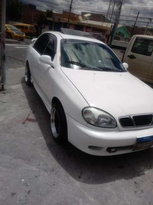 Daewoo Lanos 2002 - 220000 km