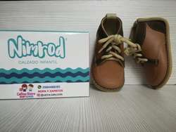 Zapatos Ortopédicos Nuevos para Niños