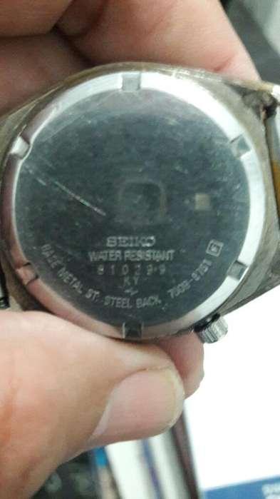 Reloj <strong>seiko</strong> Automatico
