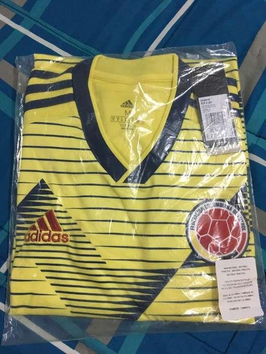 Camiseta Oficial Selección Colombia 2019