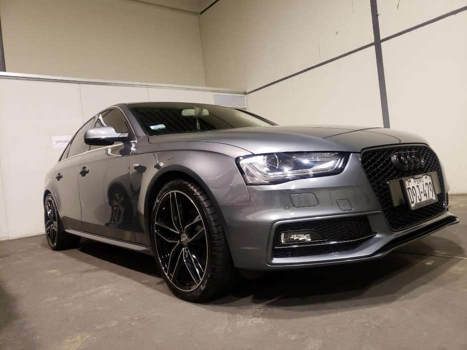 Audi A4 2013 - 44500 km
