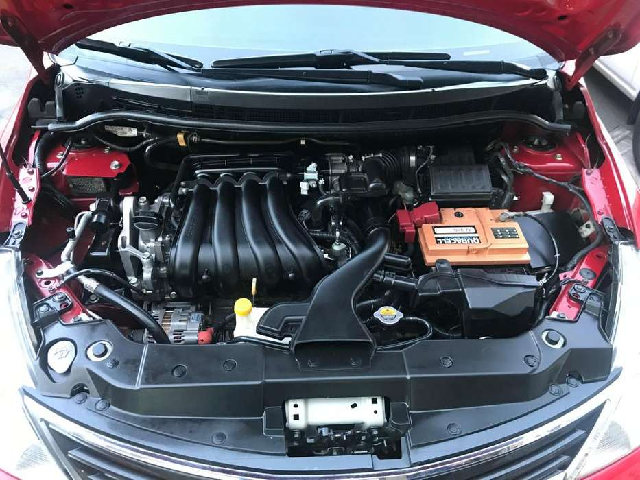 Nissan Tiida 2014 - 91000 km