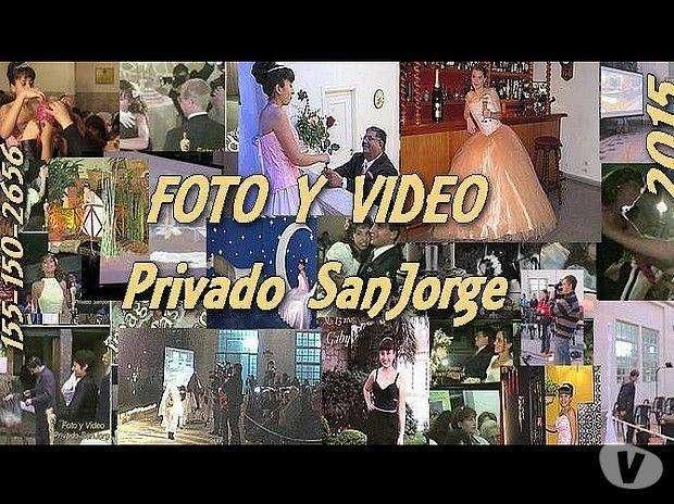 FOTOGRAFIA Y/O VIDEOFILMACION DE EVENTOS SOCIALES FIESTAS CUMPLEAÑOS DE 15 CASAMIENTOS QUILMES