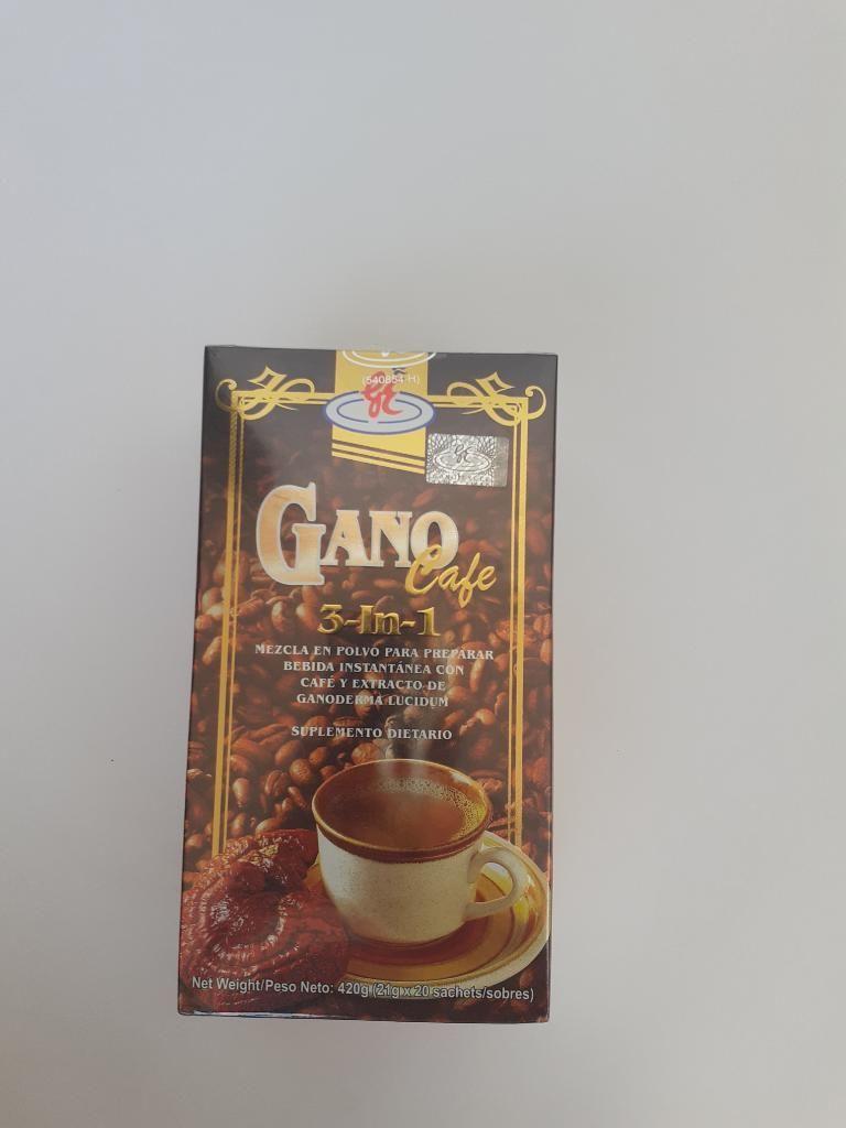 Gano Café 3 en 1