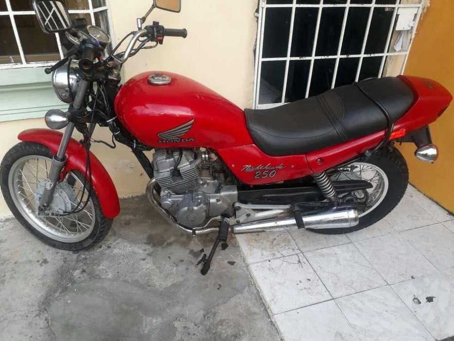 Moto <strong>honda</strong> Nighthawk 250cc