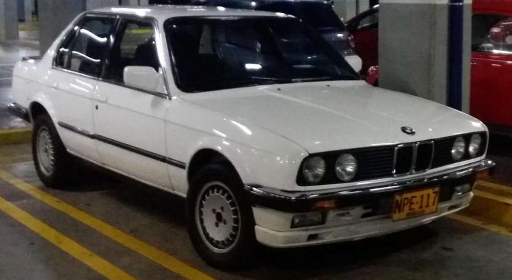 <strong>bmw</strong> Série 3 1983 - 120000 km
