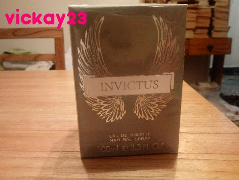 Perfume Invictus de Paco Rabanne