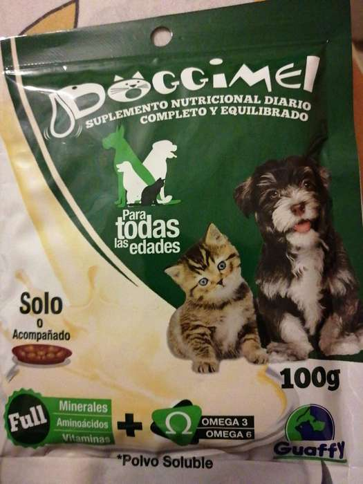 Leche para Perros Doggimel