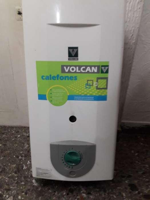 Calefon Volcan 14 Lt Un Año de Uso