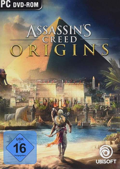 Assassins Creed Origins - Pc - Uplay