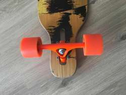 Vendo Longboard Loaded Dervish sama / Penny skate Patineta Tabla Downhill Board Freeride Patin Skateboard bicimoto/