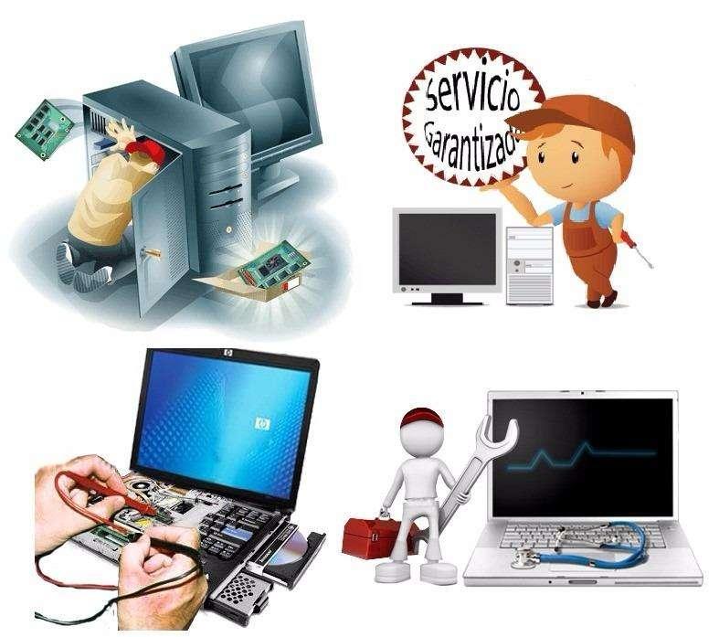 reparacion y mantenimiento de computadoras a domicilio