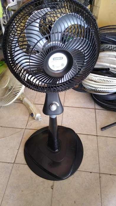 Ventilador Samurái Turbo Silence Compact