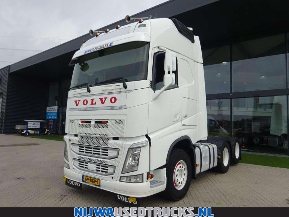 Volvo FH 540 XL ACC Liftas - To be Imported