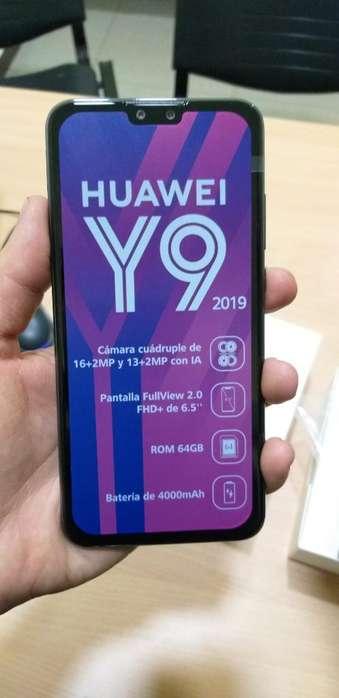 Huawei Y9 2019 64gb 6.5p Nuevos
