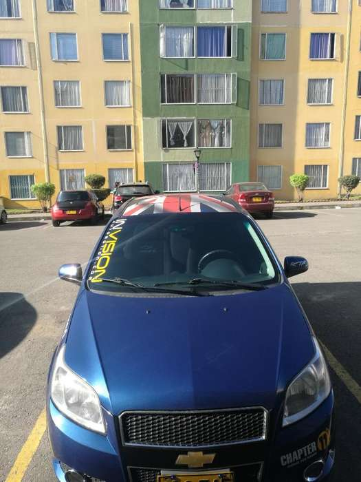 Chevrolet Aveo Emotion 2011 - 100000 km
