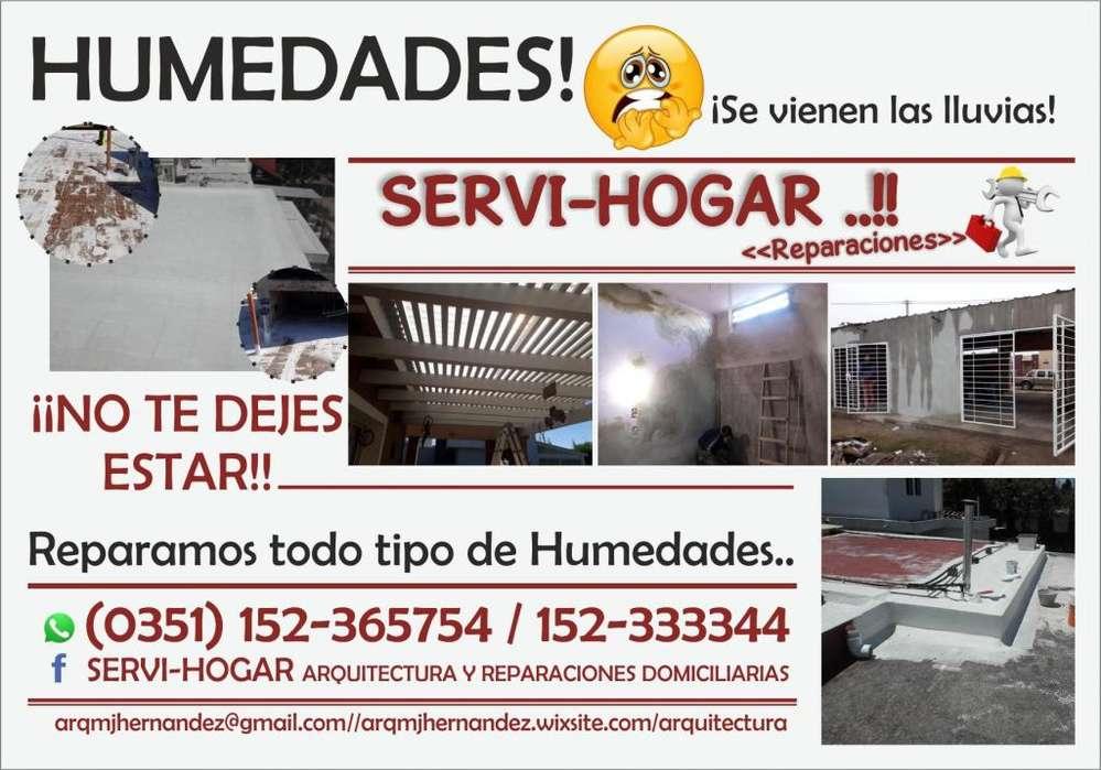 HUMEDADES, ELECTRICIDAD, REPARACIONES, INSTALACIONES