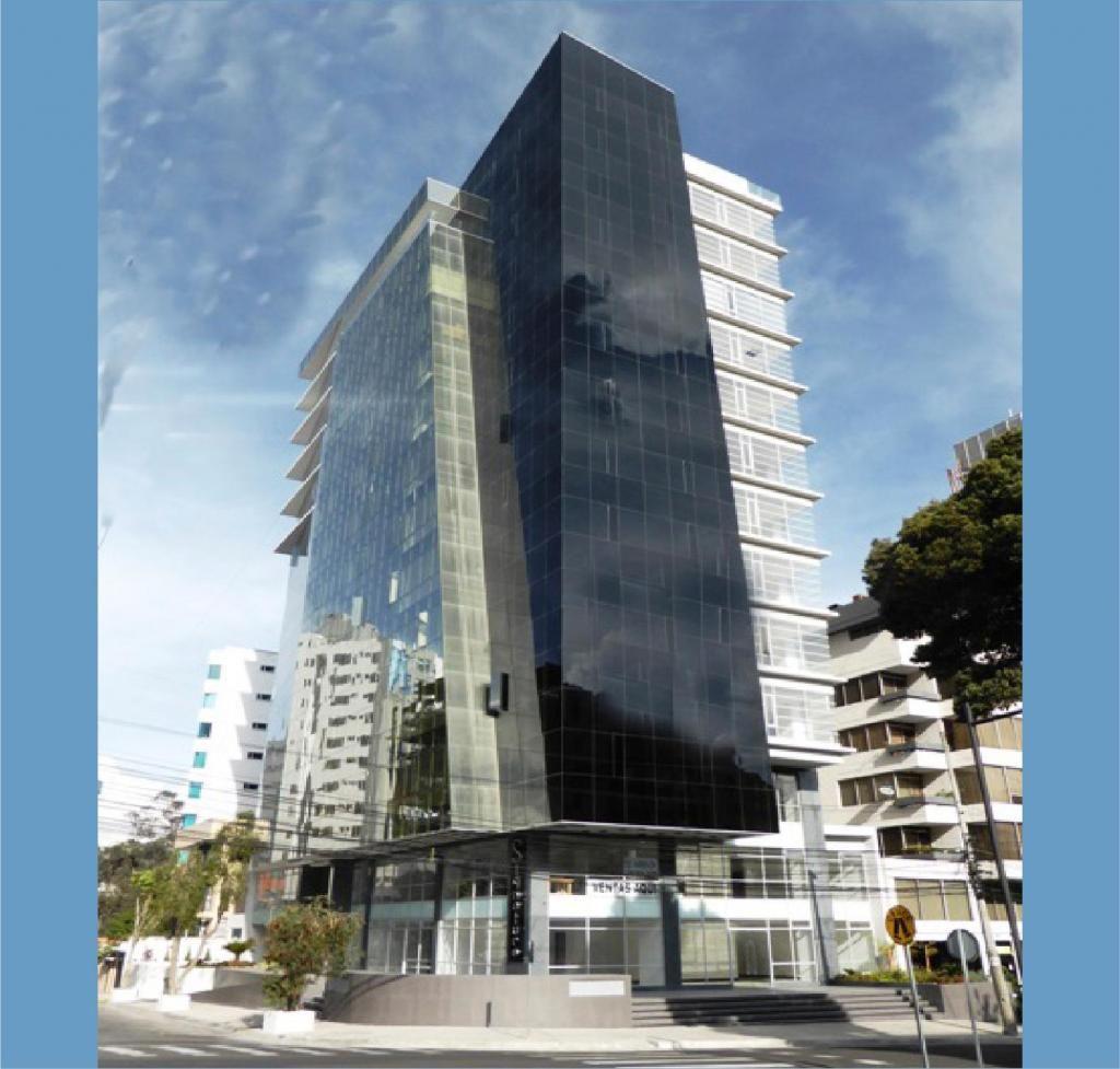 Espectacular oficina en venta, centro norte, edificio moderno cerca a centros comerciales centro financiero. La Carolina