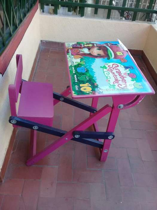<strong>escritorio</strong> para Niña