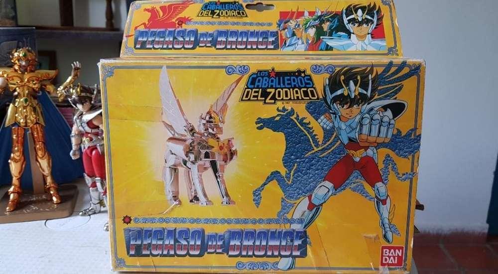 Caballero Del Zodiaco Vintage Bandai 87