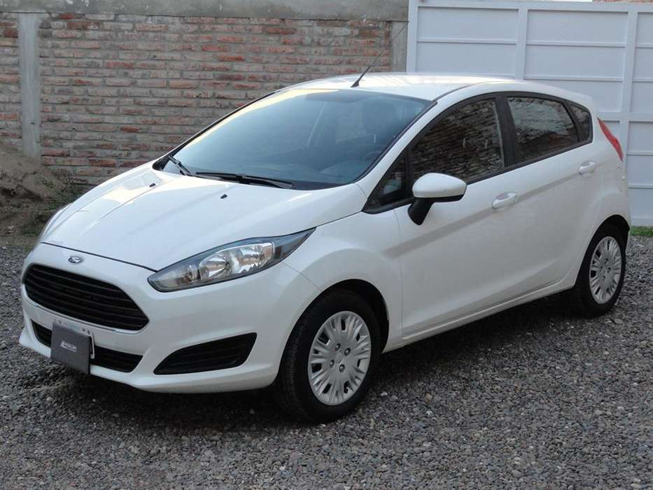 Ford Fiesta Kinetic 2016 - 49000 km