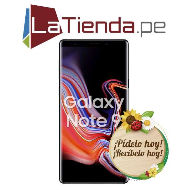 Samsung Galaxy Note 9 Procesador Octa Core