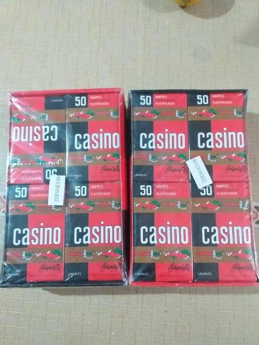 Naipes Casino 50