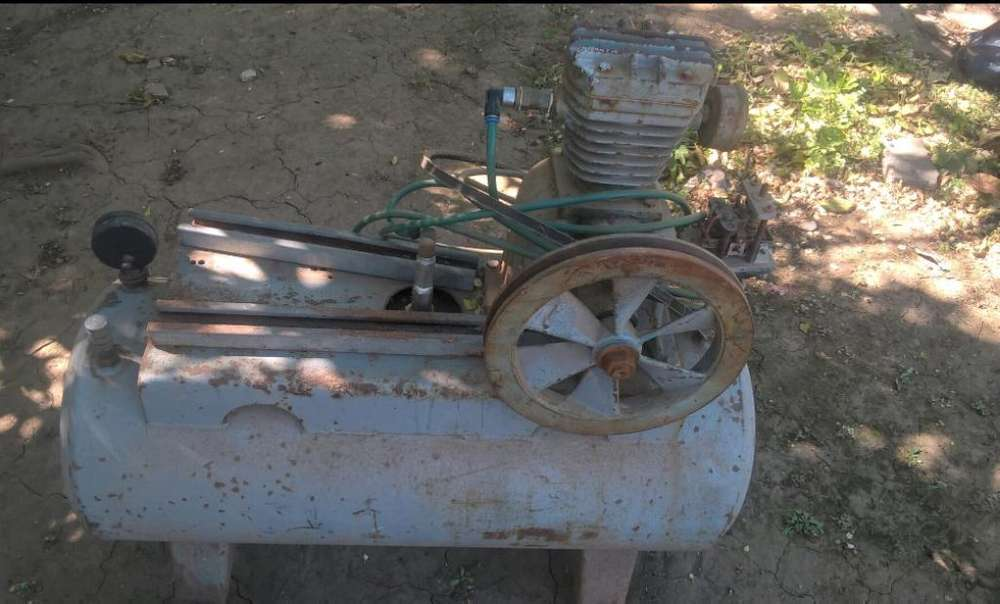 Compresor sin Motor Cabezal Retificado