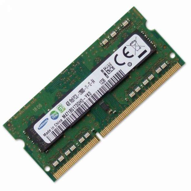 MEMORIA RAM DDR3 2GB LAPTOP
