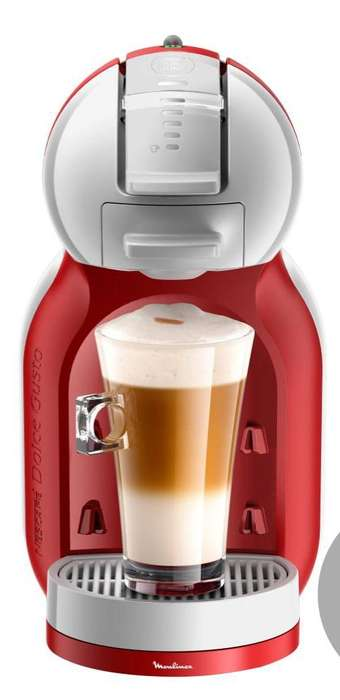 <strong>cafetera</strong> Dolce Gusto Mini Me Moulinex