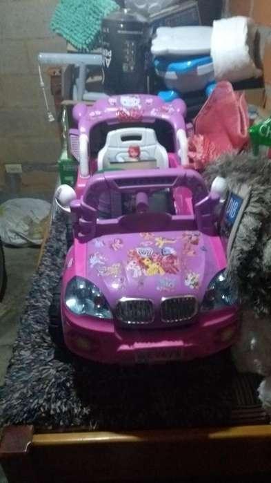Carro Electrico de Niña