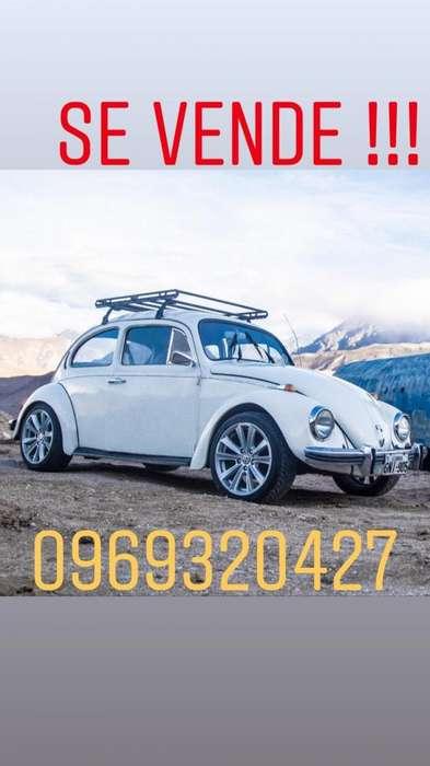 Volkswagen Escarabajo 1975 - 170000 km
