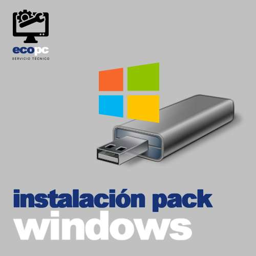 Instalación Windows y Office (PC/<strong>notebooks</strong>/Netbooks)