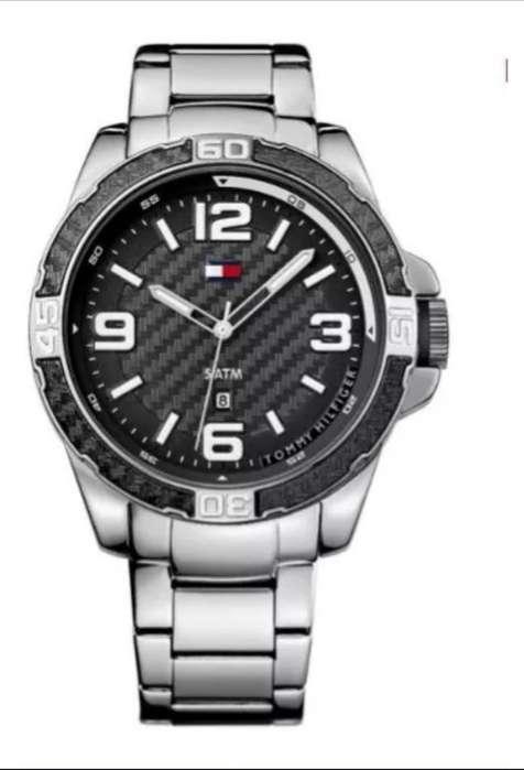 Reloj Tommy Hombre Steel