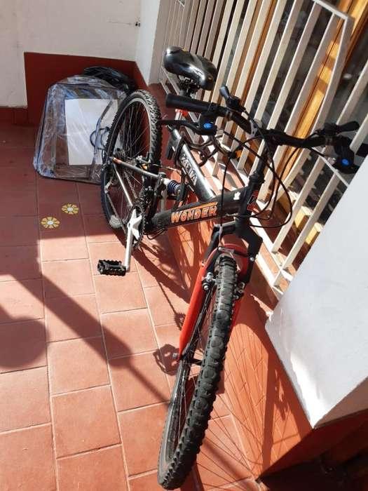 Vendo Bici Marca Wonder